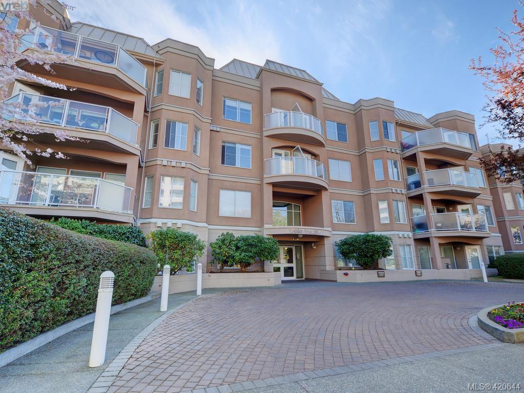 Main Photo: 116 405 Quebec St in VICTORIA: Vi James Bay Condo Apartment for sale (Victoria)  : MLS®# 832511