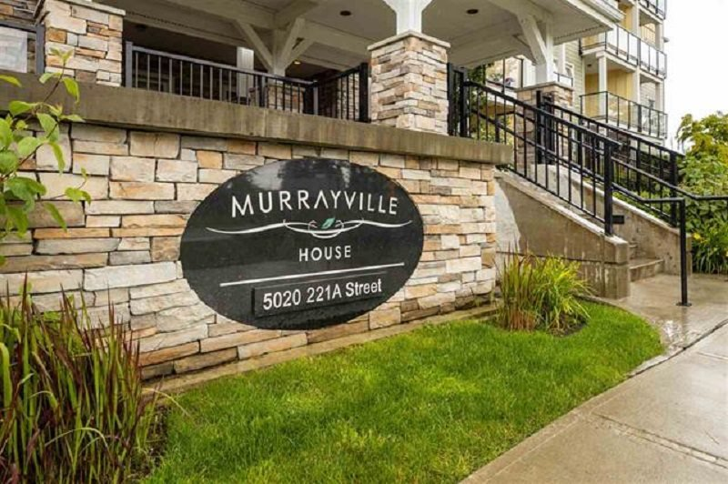 "Main Photo: 215 5020 221A Street in Langley: Murrayville Condo for sale in ""Murrayville House"" : MLS®# R2450889"
