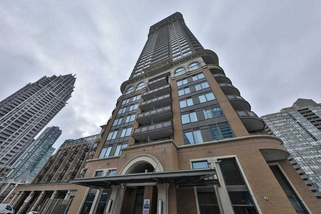 Main Photo: 3508 385 Prince Of Wales Drive in Mississauga: City Centre Condo for lease : MLS®# W4753664