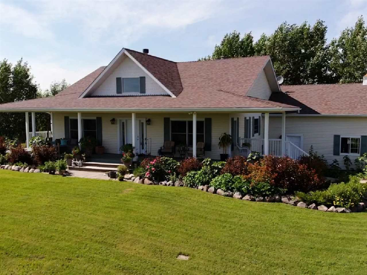 Main Photo: 55116 Range Road 230: Rural Sturgeon County House for sale : MLS®# E4207875