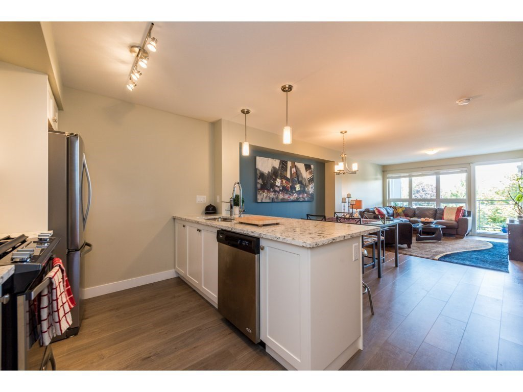 """Main Photo: 308 4815 55B Street in Ladner: Hawthorne Condo for sale in """"THE POINTE"""" : MLS®# R2466167"""