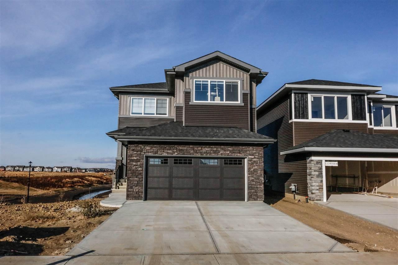 Main Photo: 9512 PEAR Close in Edmonton: Zone 53 House for sale : MLS®# E4219670