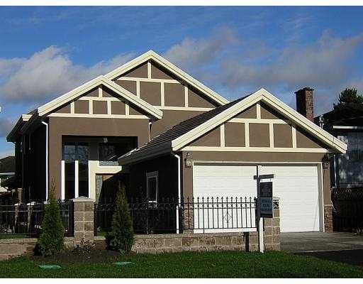 Main Photo: 9053 DOLPHIN AV in Richmond: Garden City House for sale : MLS®# V572572