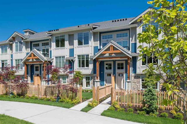 Main Photo: #149 - 20498 82 Avenue in Langley: Willoughby Heights Townhouse for sale : MLS®# R2375550