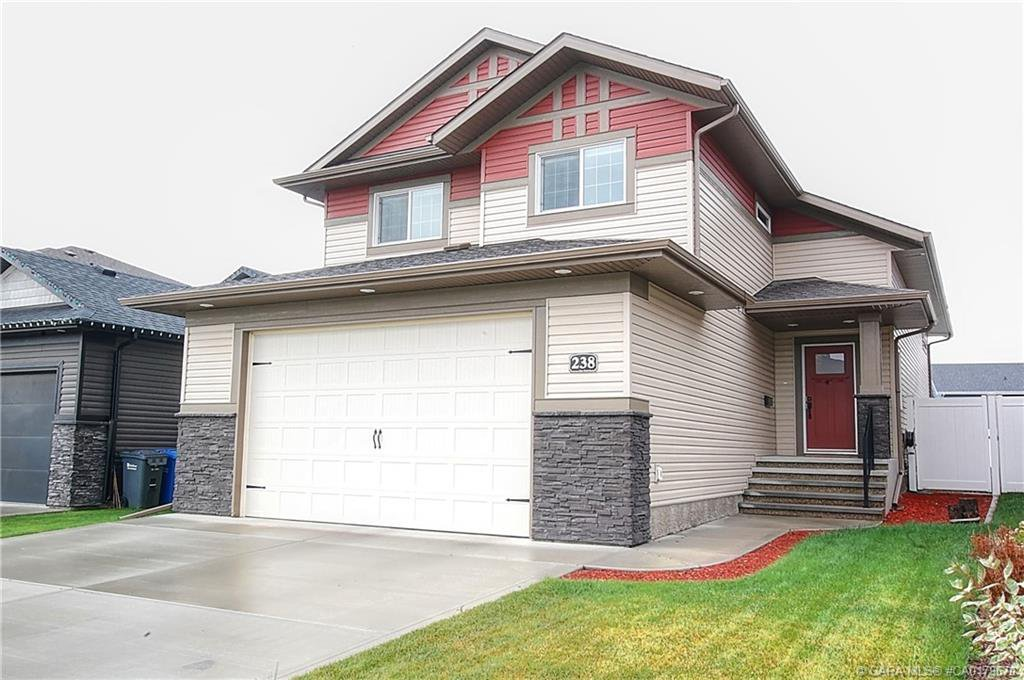 Main Photo: 238 CARRINGTON Drive in Red Deer: RR Clearview Ridge Residential for sale : MLS®# CA0179670