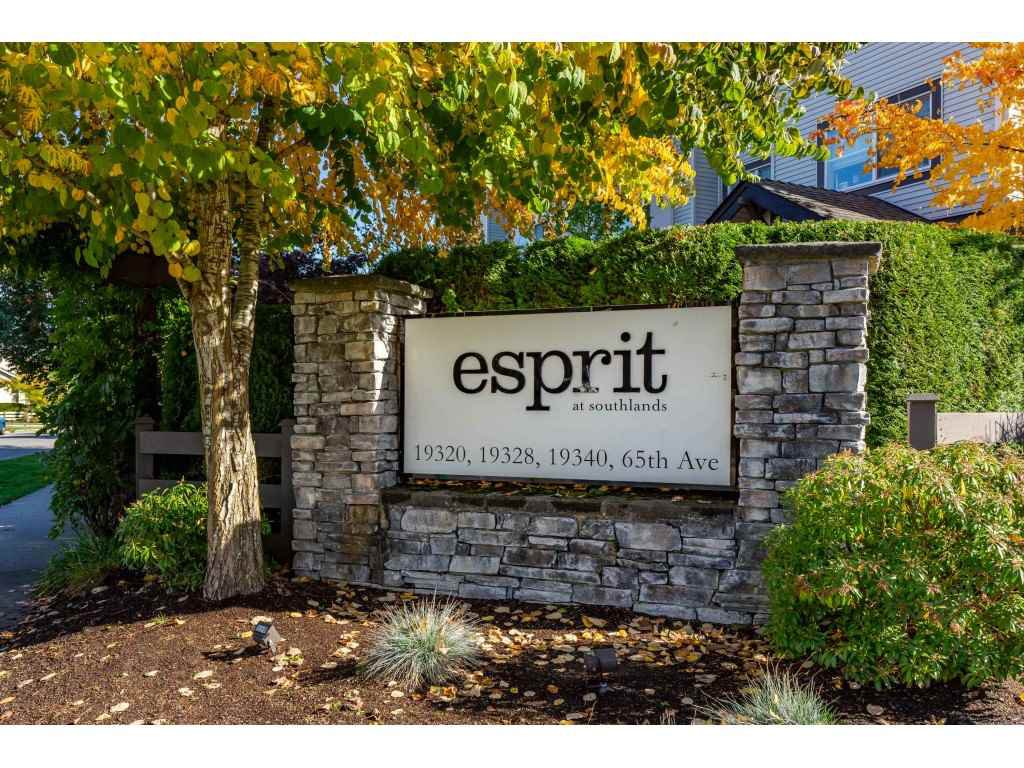 "Main Photo: 104 19340 65 Avenue in Surrey: Clayton Condo for sale in ""ESPRIT at Southlands"" (Cloverdale)  : MLS®# R2411874"