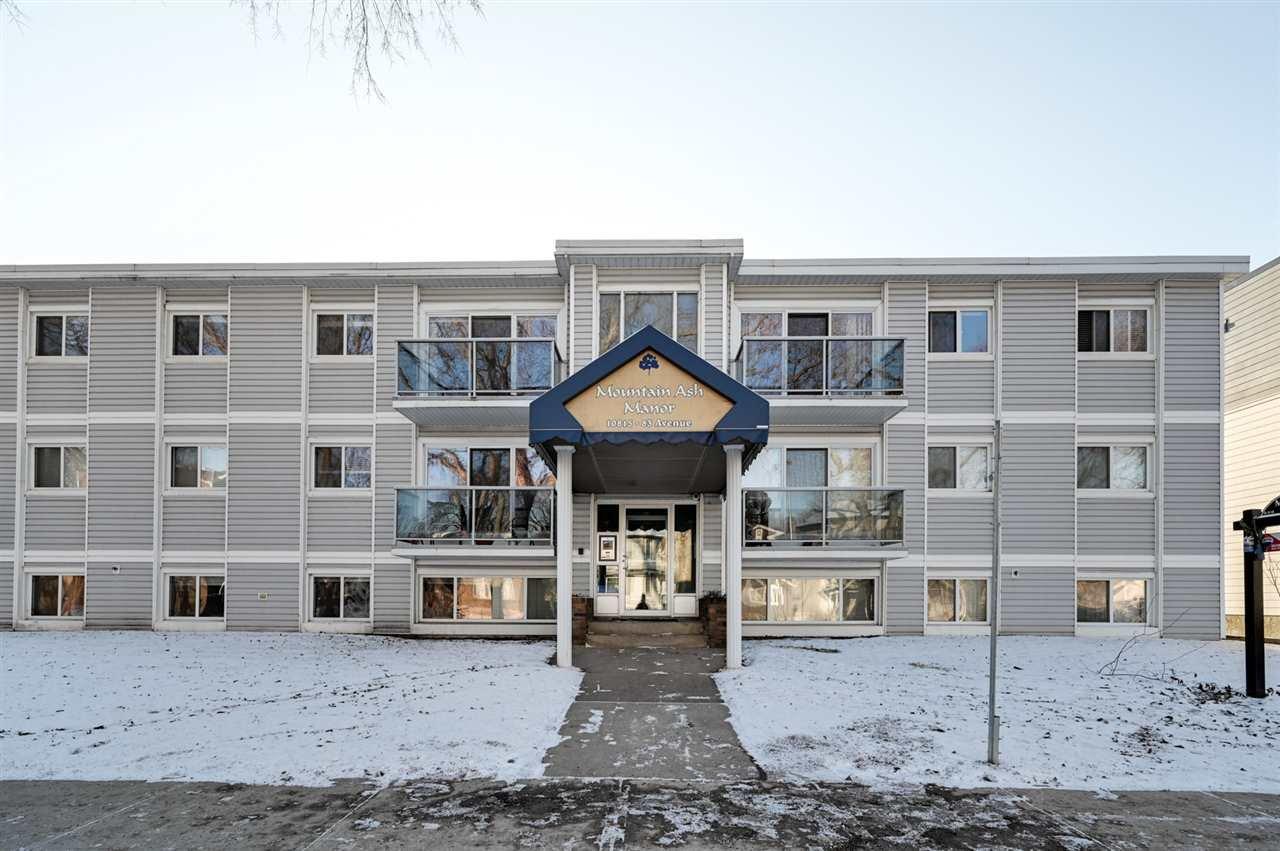 Photo 21: Photos: 303 10815 83 Avenue in Edmonton: Zone 15 Condo for sale : MLS®# E4181065