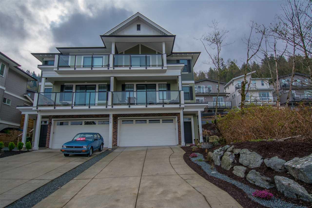 Main Photo: B 47020 SYLVAN Drive in Sardis: Promontory House 1/2 Duplex for sale : MLS®# R2426362
