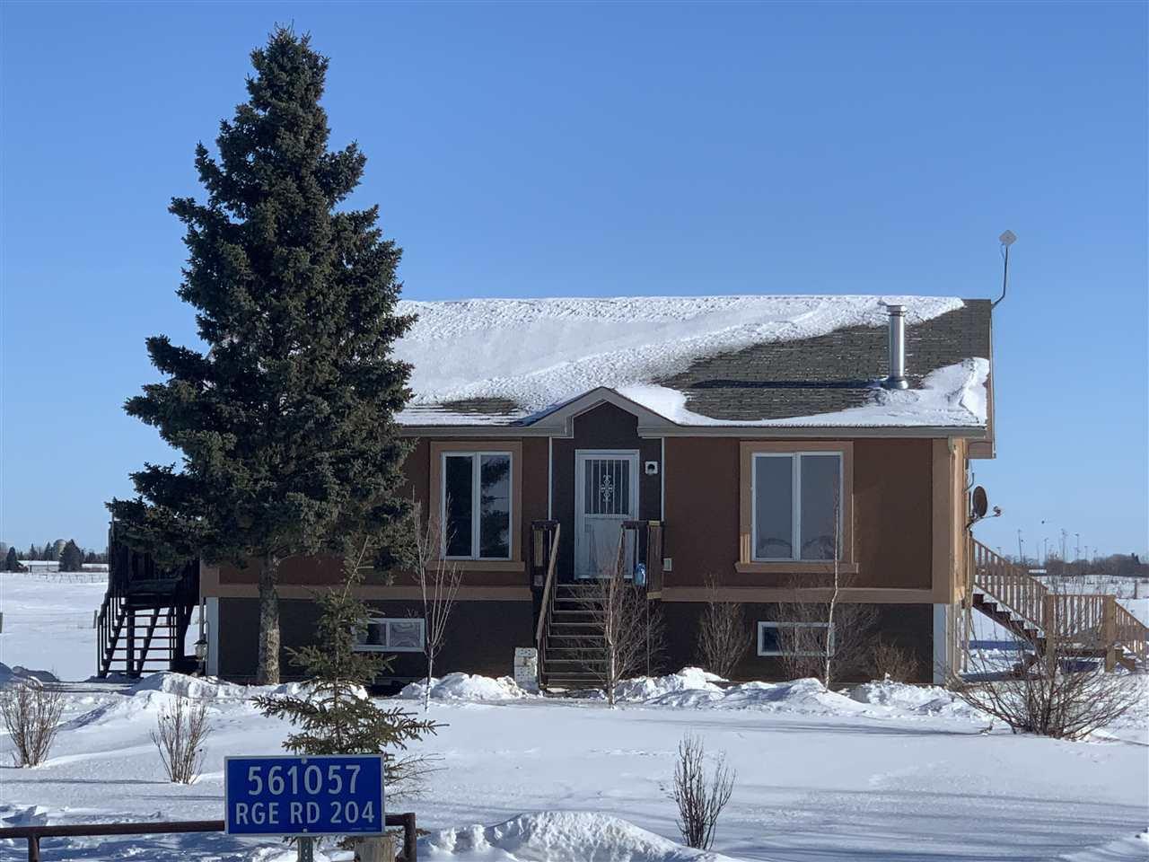 Main Photo: 561057 RRD 204: Rural Lamont County House for sale : MLS®# E4187134