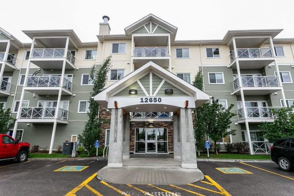 Main Photo: 304 12650 142 Avenue in Edmonton: Zone 27 Condo for sale : MLS®# E4195648
