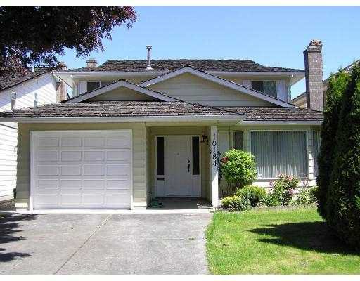 Main Photo: 10184 LAWSON DR in Richmond: Steveston North House for sale : MLS®# V541596