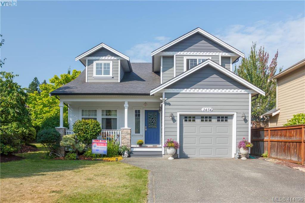 Main Photo: 2454 Lund Road in VICTORIA: VR Six Mile Single Family Detached for sale (View Royal)  : MLS®# 414198