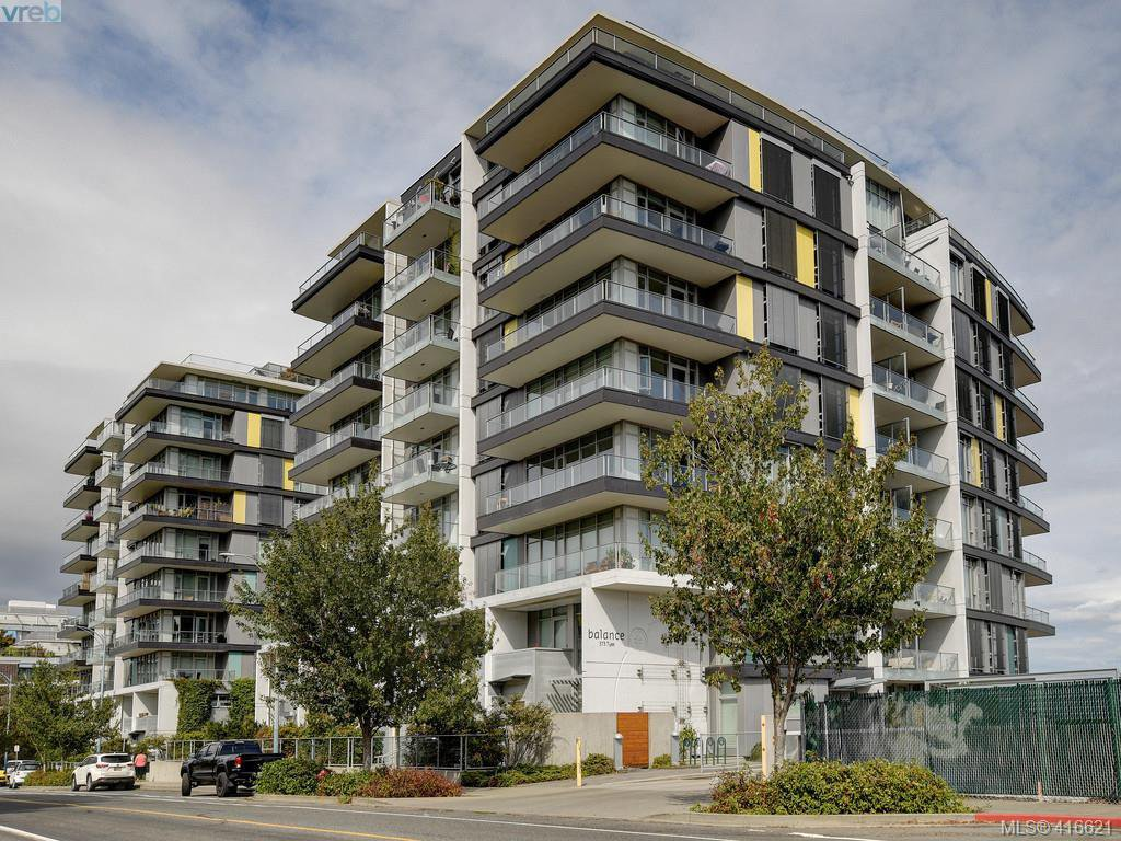 Main Photo: 508 373 Tyee Road in VICTORIA: VW Victoria West Condo Apartment for sale (Victoria West)  : MLS®# 416621