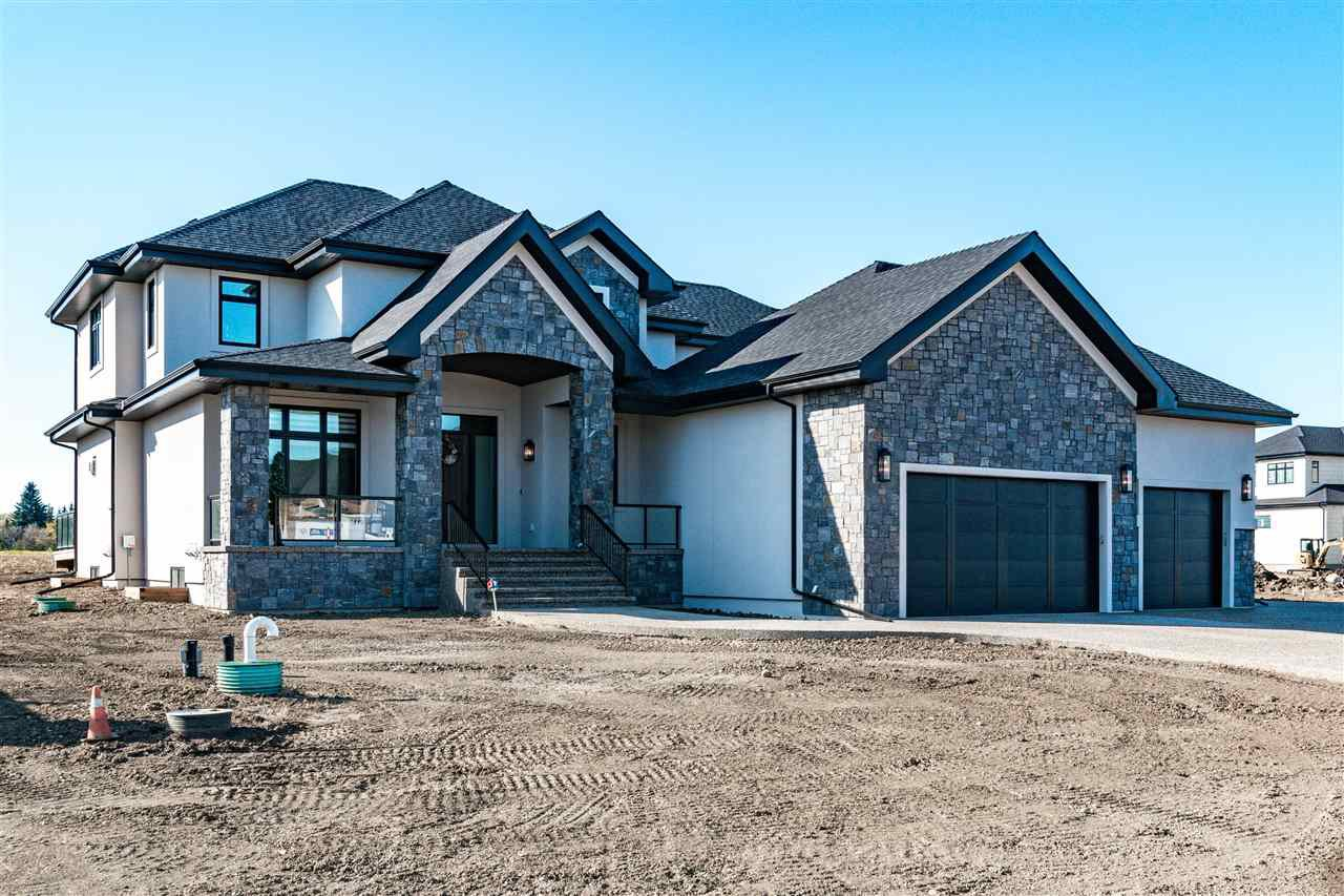 Main Photo: 420 52320 RGE RD 231: Rural Strathcona County House for sale : MLS®# E4176289