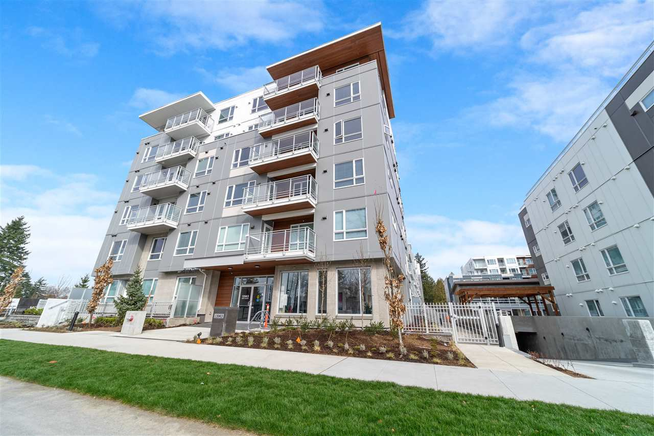 "Main Photo: 620 13963 105A Avenue in Surrey: Whalley Condo for sale in ""Dwell"" (North Surrey)  : MLS®# R2447604"
