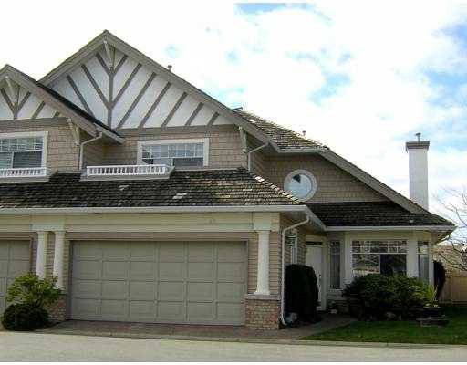 """Main Photo: 42 5531 CORNWALL DR in Richmond: Terra Nova Townhouse for sale in """"QUILCHENA GREEN"""" : MLS®# V576163"""