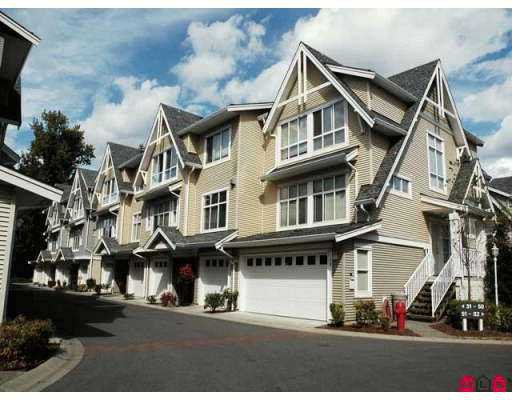 "Main Photo: 48 6450 199TH ST in Langley: Willoughby Heights Townhouse for sale in ""Logan's Landing"" : MLS®# F2618113"