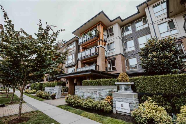 Main Photo: 118 1150 Kensal Place in Coquitlam: New Horizons Condo for sale : MLS®# R2405097