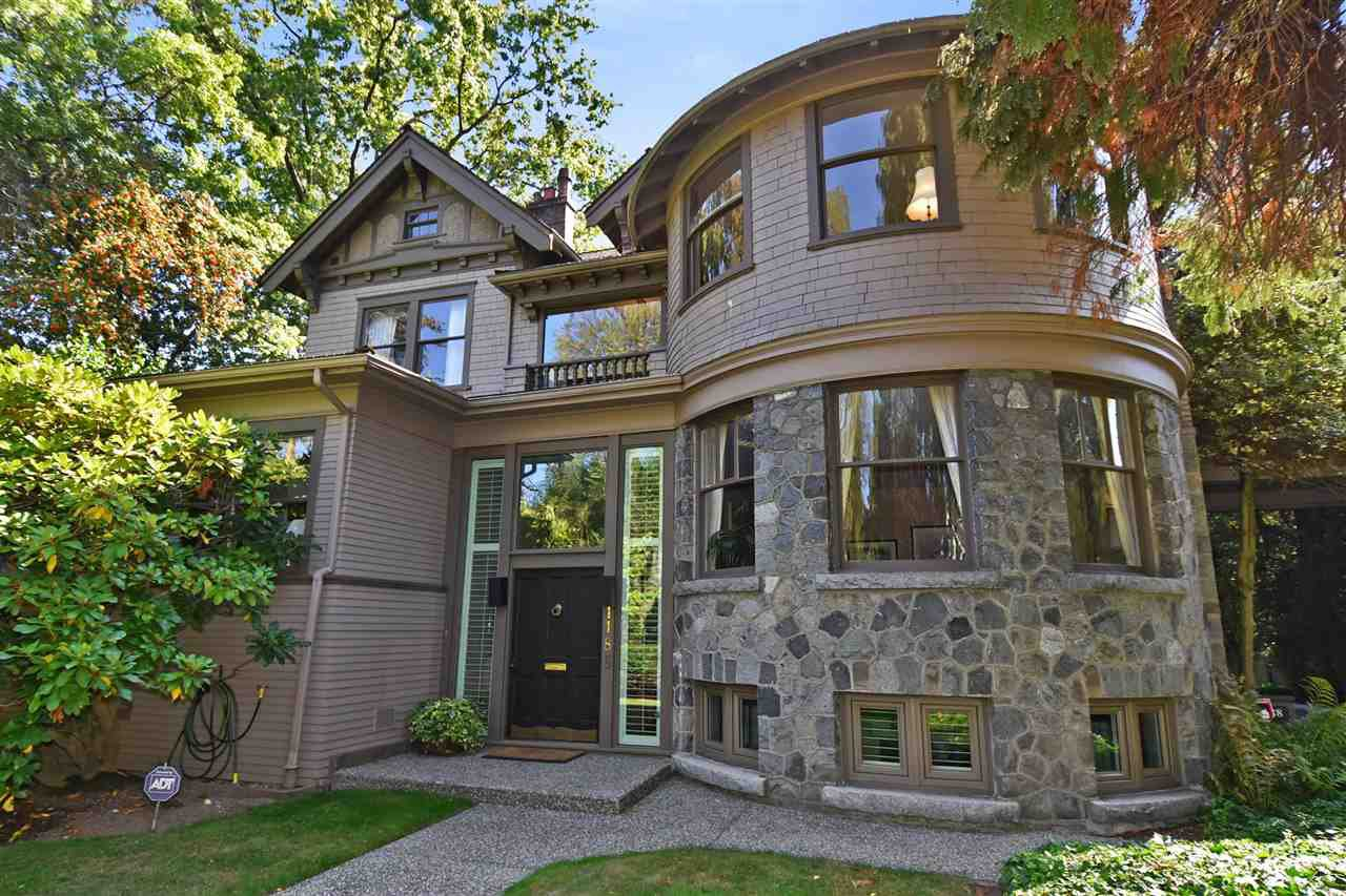 Main Photo: 1188 LAURIER AVENUE in : Shaughnessy House 1/2 Duplex for sale : MLS®# R2393685