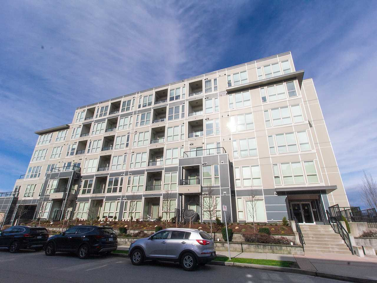 """Main Photo: 398 4133 STOLBERG Street in Richmond: West Cambie Condo for sale in """"Remy"""" : MLS®# R2435494"""