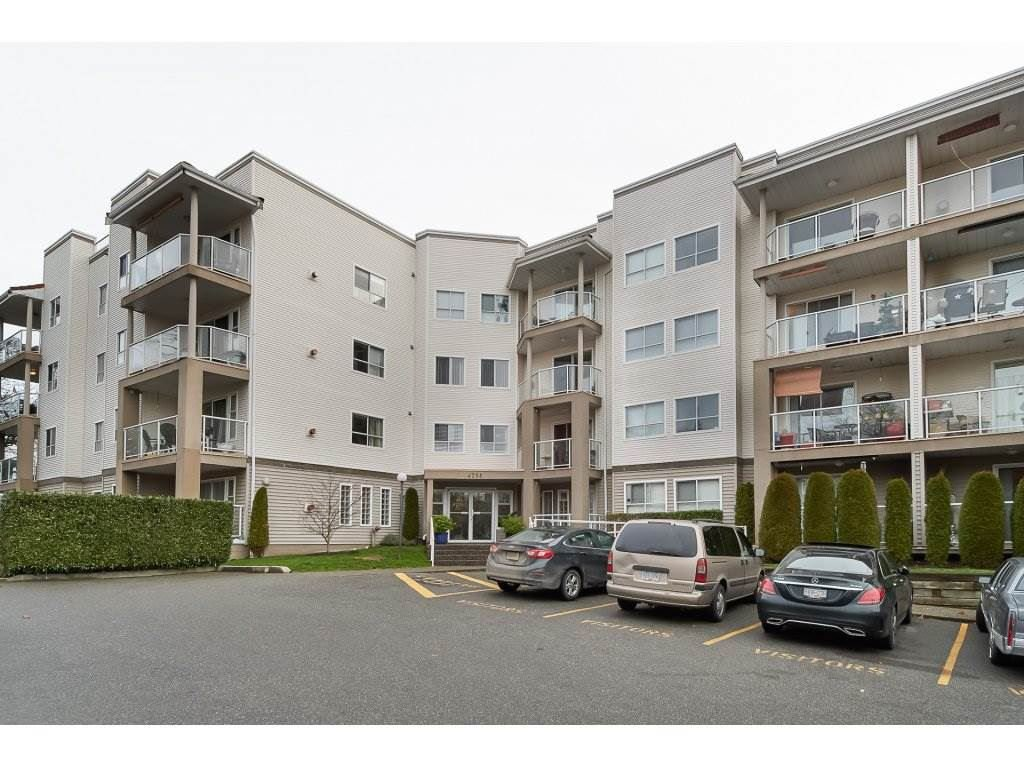 Main Photo: 406 4758 53 Street in Delta: Delta Manor Condo for sale (Ladner)  : MLS®# R2440956