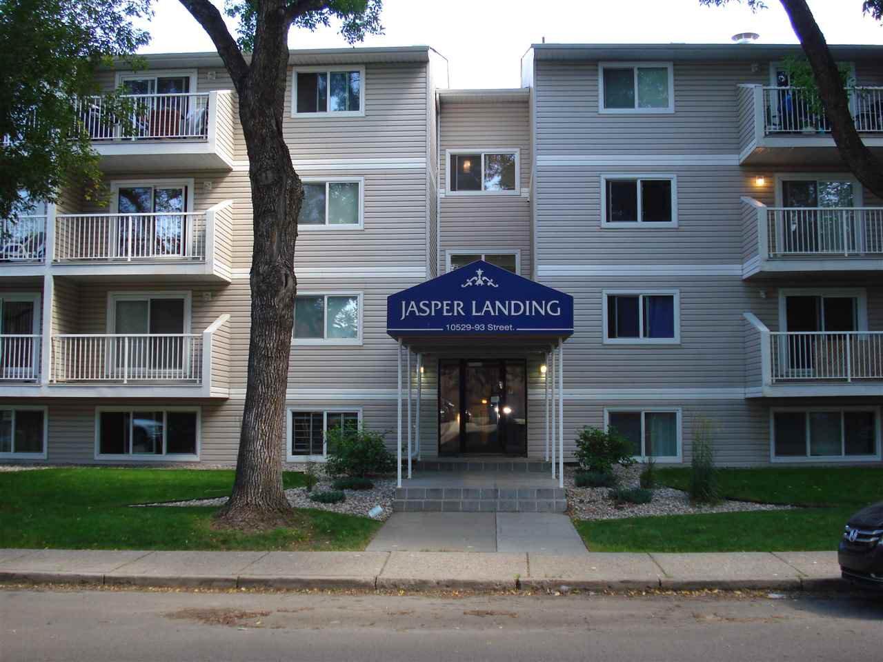 Main Photo: 212 10529 93 Street in Edmonton: Zone 13 Condo for sale : MLS®# E4194932