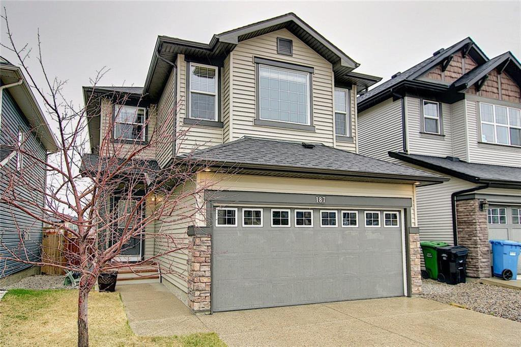 Main Photo: 187 SAGE HILL Green NW in Calgary: Sage Hill Detached for sale : MLS®# C4295421
