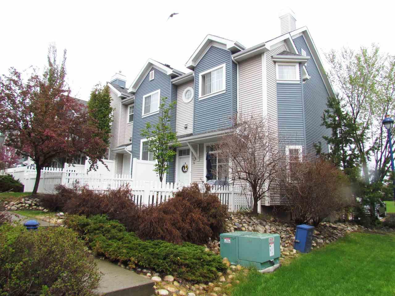 Main Photo: 56 8304 11 Avenue in Edmonton: Zone 53 Townhouse for sale : MLS®# E4198098