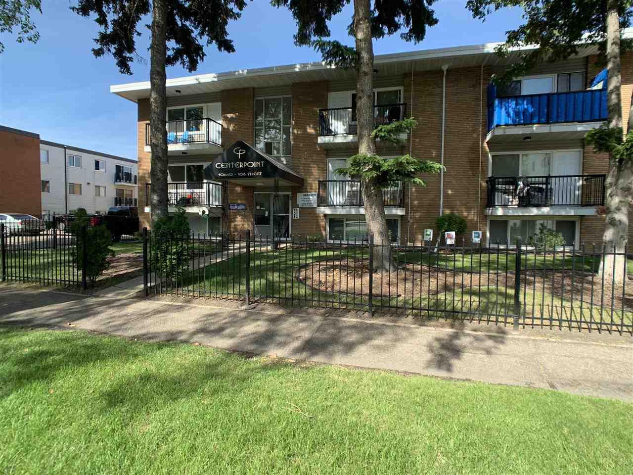 Main Photo: 22 10640 108 Street in Edmonton: Zone 08 Condo for sale : MLS®# E4204257