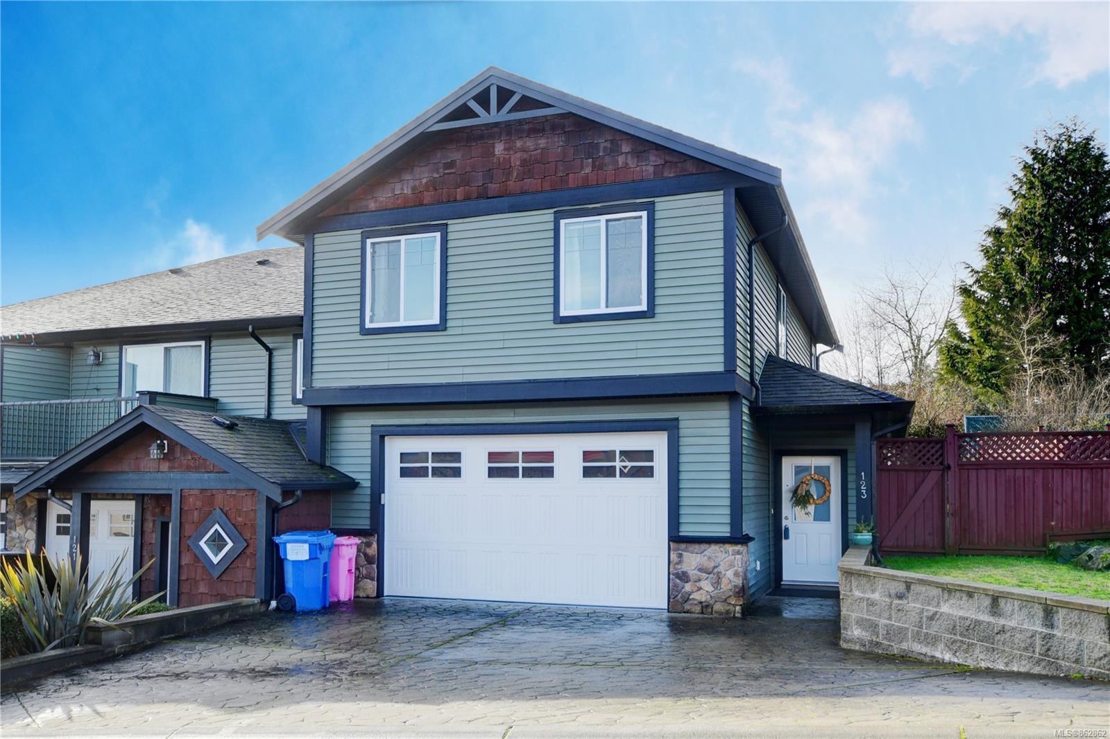 Main Photo: 123 6838 W Grant Rd in : Sk John Muir Row/Townhouse for sale (Sooke)  : MLS®# 862862