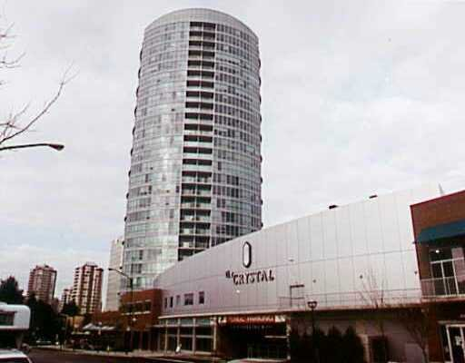 "Main Photo: 709 6088 WILLINGDON AV in Burnaby: Metrotown Condo for sale in ""The Crystal"" (Burnaby South)  : MLS®# V575324"