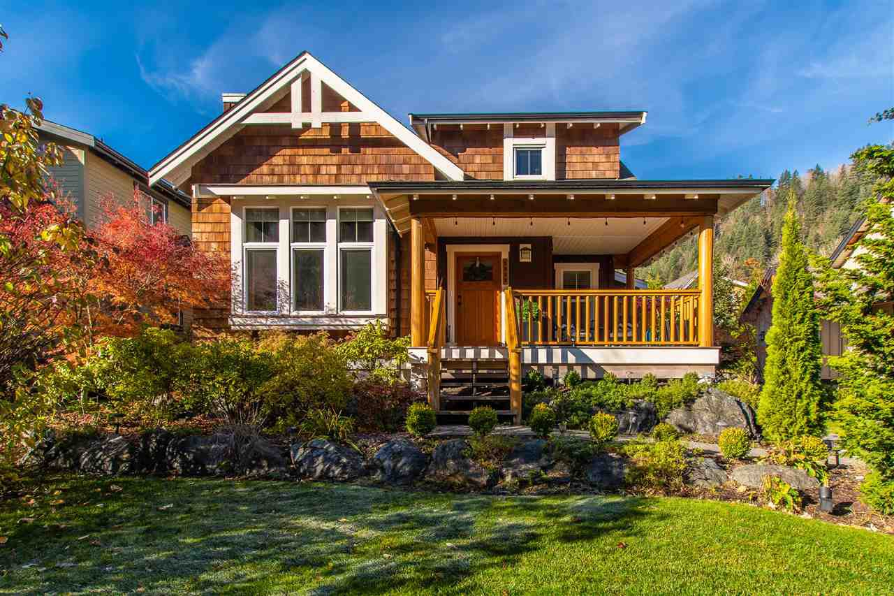 """Main Photo: 1859 RAVENWOOD Trail: Lindell Beach House for sale in """"THE COTTAGES AT CULTUS LAKE"""" (Cultus Lake)  : MLS®# R2416754"""