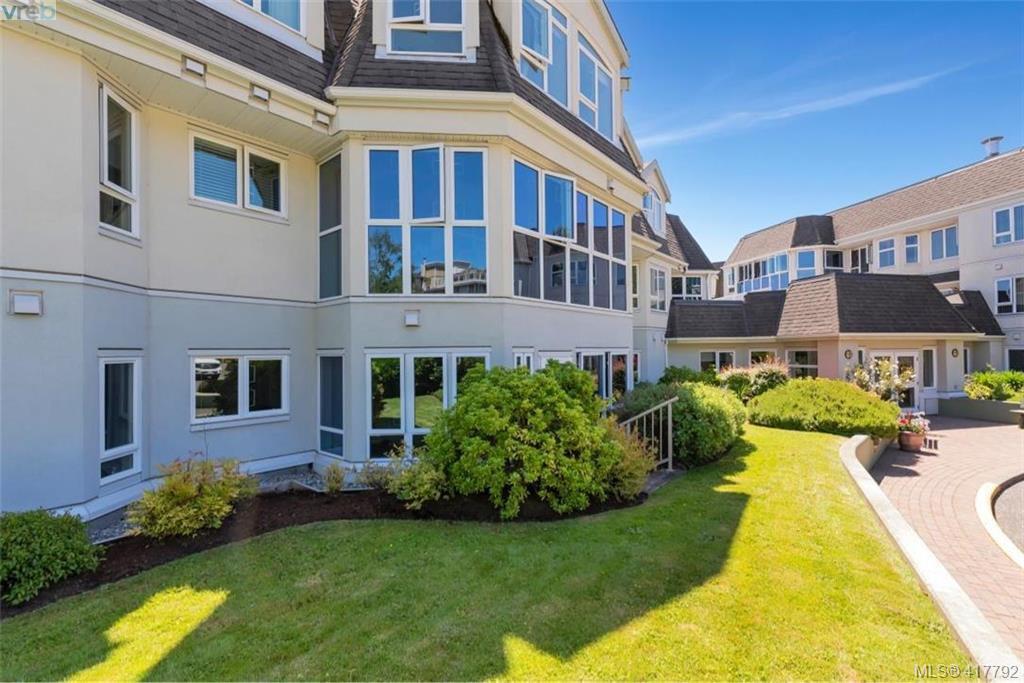Main Photo: 201 1521 Church Avenue in VICTORIA: SE Cedar Hill Condo Apartment for sale (Saanich East)  : MLS®# 417792