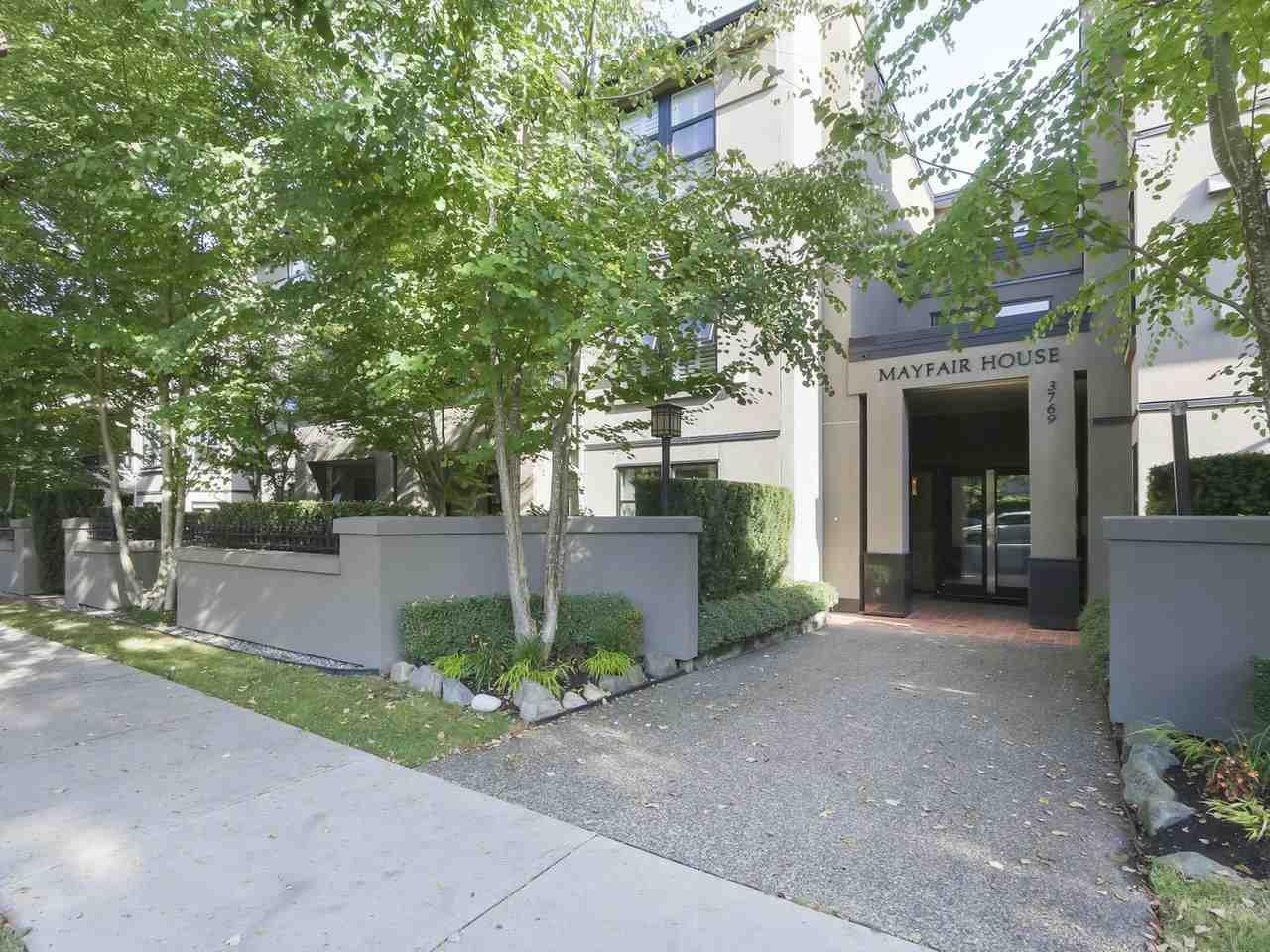 Main Photo: 120 3769 W 7TH AVENUE in : Point Grey Condo for sale : MLS®# R2399281
