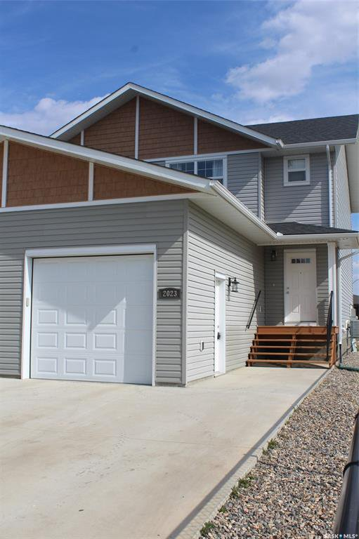 Main Photo: 2023 Nicholson Road in Estevan: Dominion Heights EV Residential for sale : MLS®# SK808162