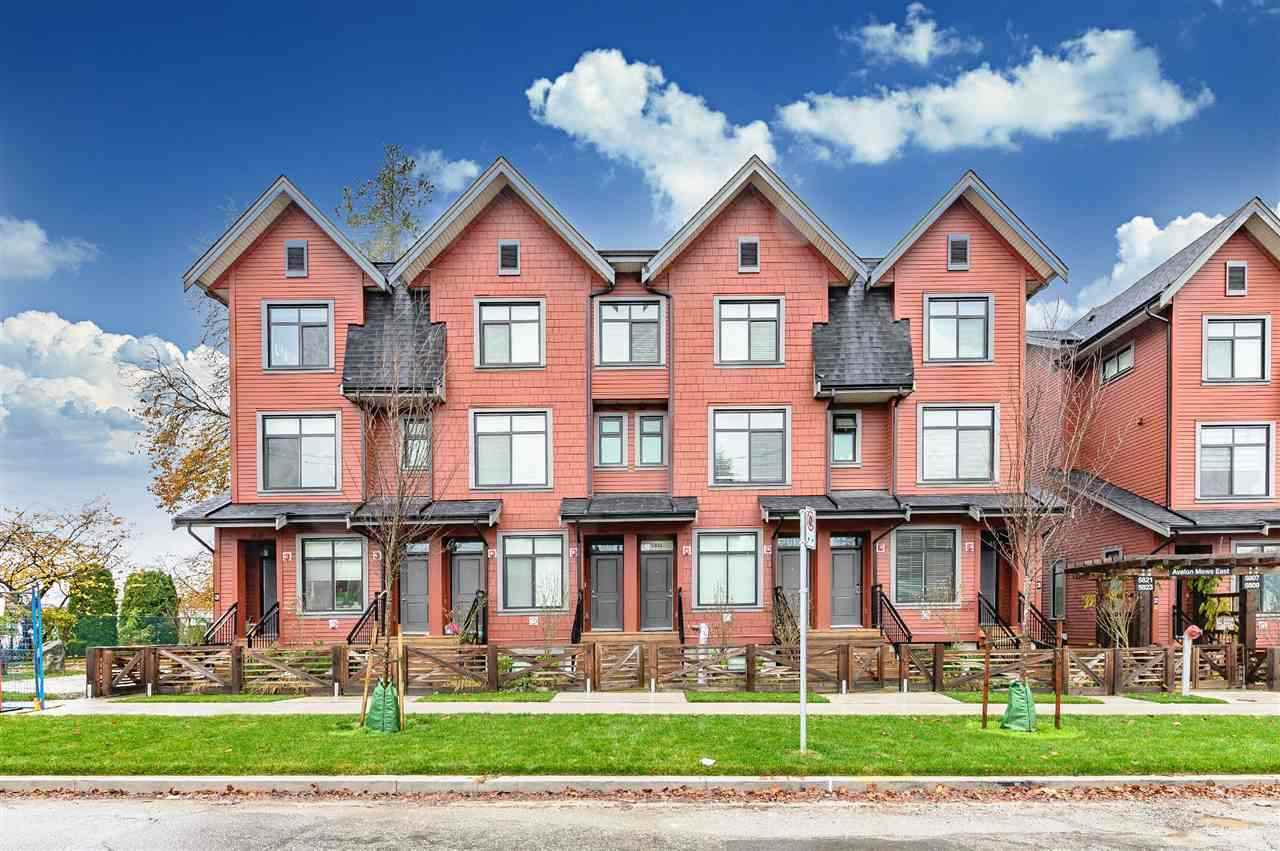 Main Photo: 19 5821 WALES Street in Vancouver: Killarney VE Townhouse for sale (Vancouver East)  : MLS®# R2463136
