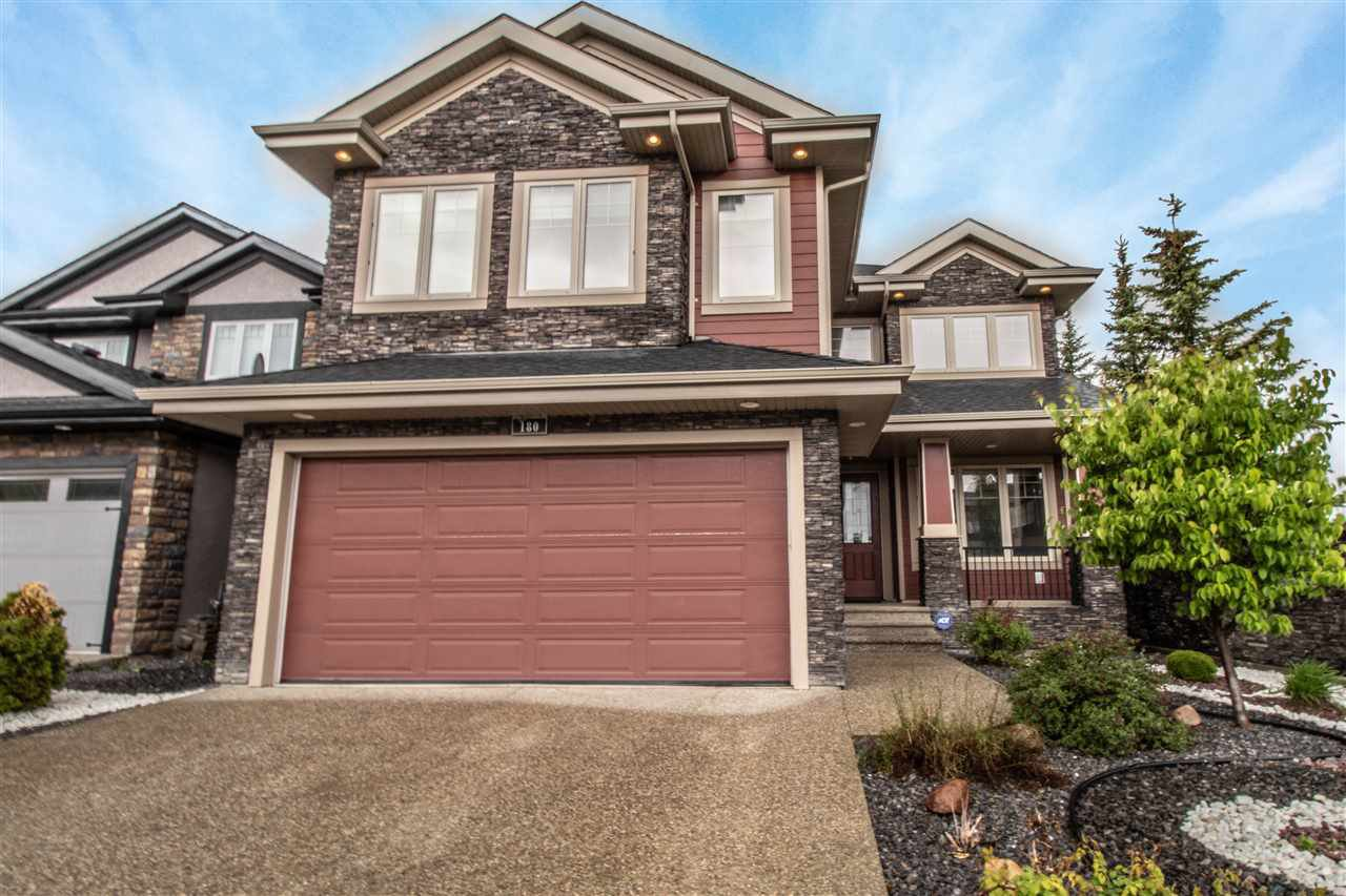 Main Photo: 180 CALLAGHAN Drive in Edmonton: Zone 55 House for sale : MLS®# E4200805