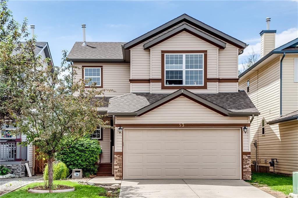 Main Photo: 53 EVERRIDGE Court SW in Calgary: Evergreen Detached for sale : MLS®# C4304957