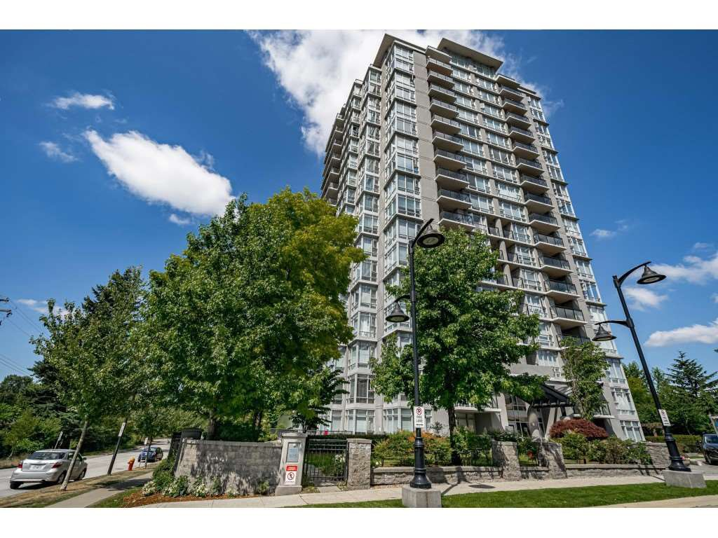 "Main Photo: 508 555 DELESTRE Avenue in Coquitlam: Coquitlam West Condo for sale in ""CORA TOWERS"" : MLS®# R2481157"