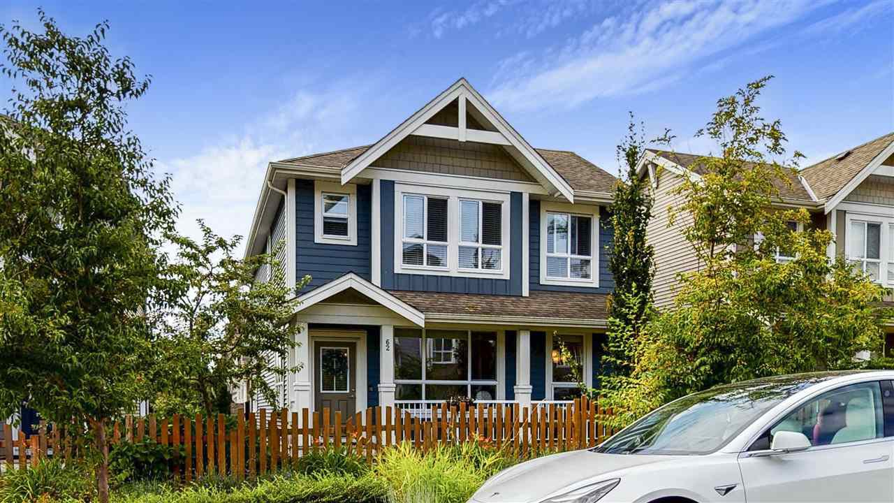 """Main Photo: 62 7059 210 Street in Langley: Willoughby Heights Townhouse for sale in """"Alder At Milner Heights"""" : MLS®# R2486866"""