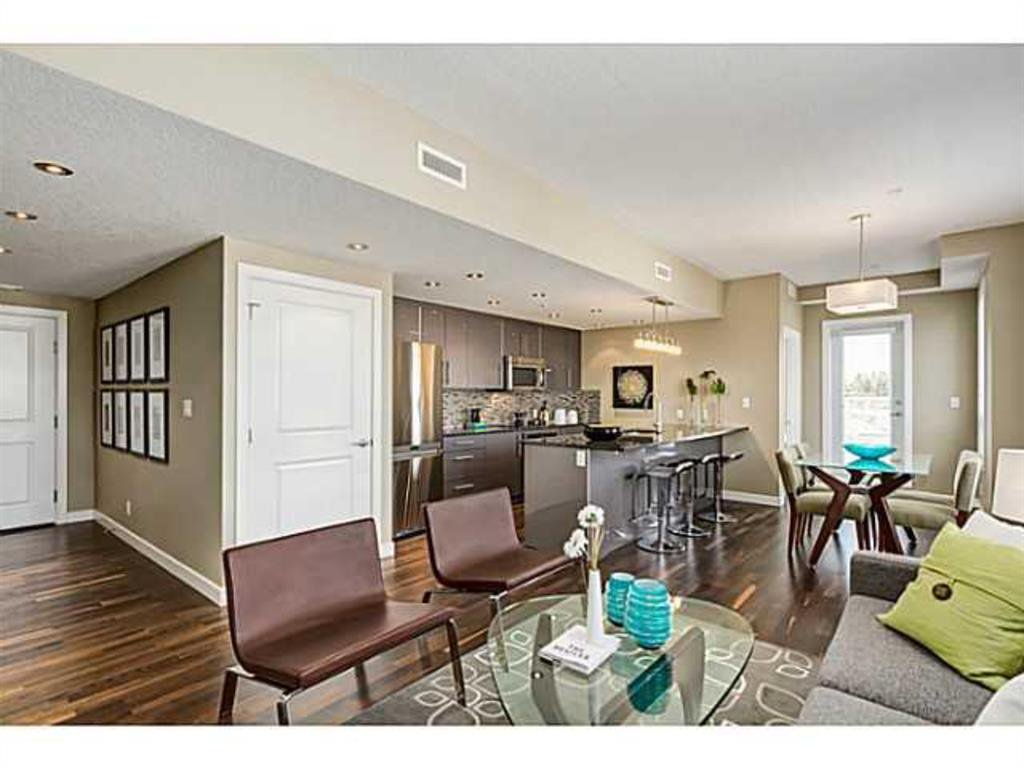 Main Photo: 414 1110 3 Avenue NW in Calgary: Hillhurst Apartment for sale : MLS®# A1033168