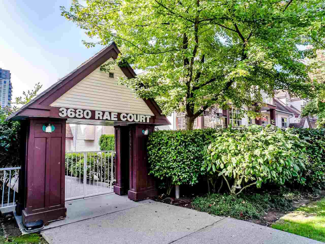 """Main Photo: 202 3680 RAE Avenue in Vancouver: Collingwood VE Condo for sale in """"RAE COURT"""" (Vancouver East)  : MLS®# R2506531"""