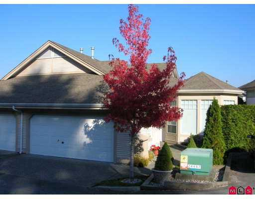 "Main Photo: 9025 216TH Street in Langley: Walnut Grove Townhouse for sale in ""Coventry Woods"" : MLS®# F2623114"