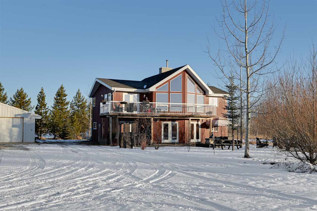 Main Photo: 50003 RR 81: Rural Brazeau County House for sale : MLS®# E4180689