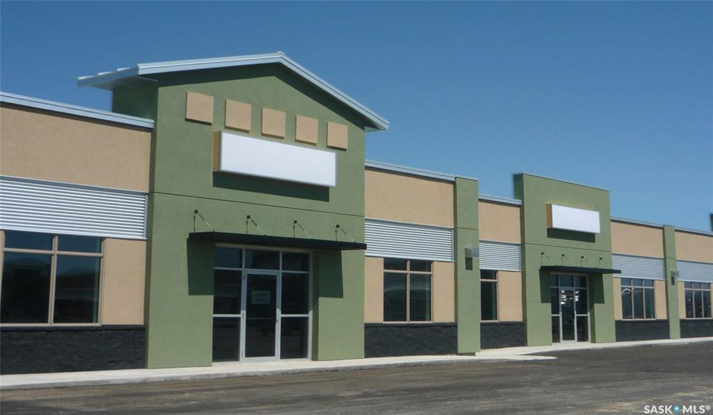 Main Photo: 2400 Westwood Drive in Humboldt: Commercial for lease : MLS®# SK804419