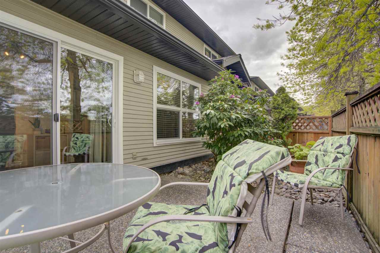 """Photo 24: Photos: 116 36060 OLD YALE Road in Abbotsford: Abbotsford East Townhouse for sale in """"Mountainview"""" : MLS®# R2454373"""