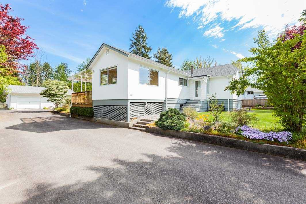 Main Photo: 24771 HALNOR Avenue in Maple Ridge: Websters Corners House for sale : MLS®# R2454956
