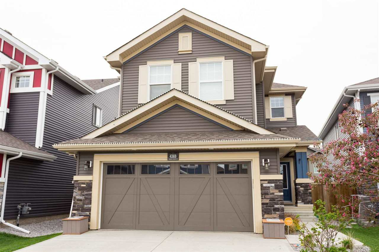 Main Photo: 4369 CRABAPPLE Crescent in Edmonton: Zone 53 House for sale : MLS®# E4198374