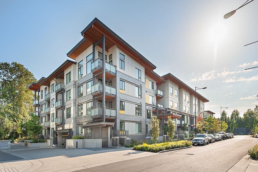 "Main Photo: 205 3138 RIVERWALK Avenue in Vancouver: South Marine Condo for sale in ""SHORELINE"" (Vancouver East)  : MLS®# R2477426"