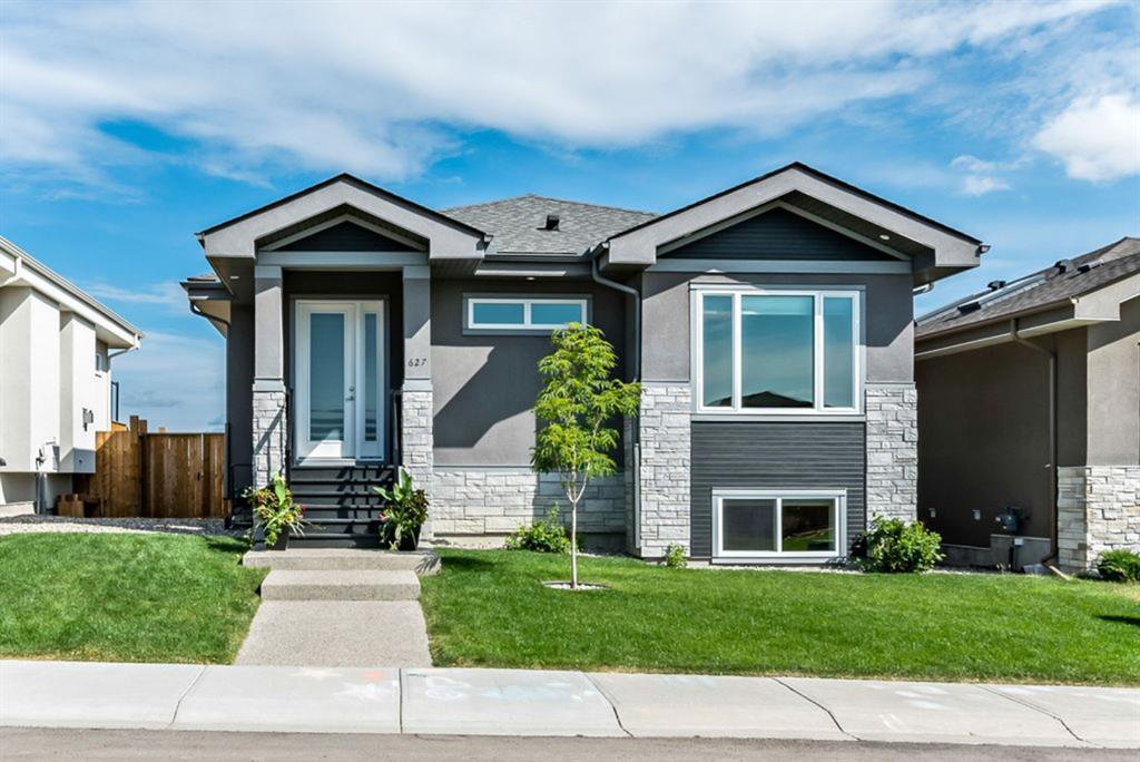 Main Photo: 627 Country Meadows Close NW: Turner Valley Detached for sale : MLS®# A1020058